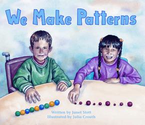 Gear Up, We Make Patterns, Grade K, Single Copy