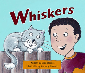 Gear Up, (Level A) Whiskers, 6-pack