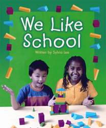 Gear Up, We Like School, Grade K, Single Copy