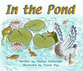 Gear Up, (Level B) In the Pond, 6-pack