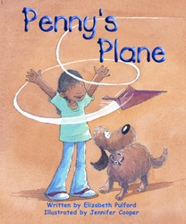 Gear Up, (Level B) Penny's Plane, 6-pack