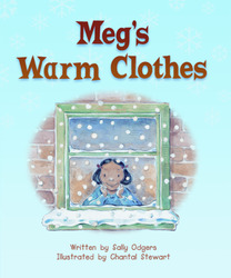 Gear Up, (Level B) Meg's Warm Clothes, 6-pack