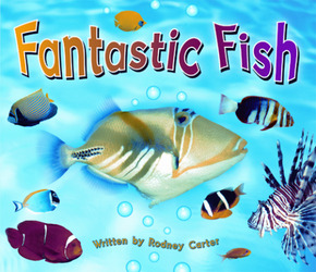 Gear Up, (Level B) Fantastic Fish, 6-pack