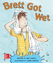 Gear Up, Brett Got Wet, Grade K, Single Copy