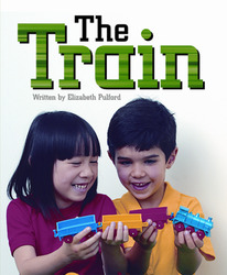 Gear Up, (Level C) The Train, 6-pack