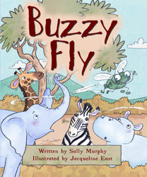 Gear Up, Buzzy Fly, Grade K, Single Copy