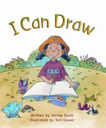 Gear Up, I Can Draw, Grade K, Single Copy