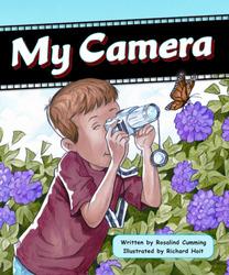 Gear Up, My Camera, Grade K, Single Copy
