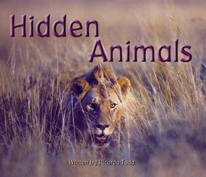 Gear Up, (Level D) Hidden Animals, 6-pack