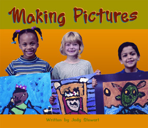 Gear Up, Making Pictures, Grade K, Level Lesson Plan