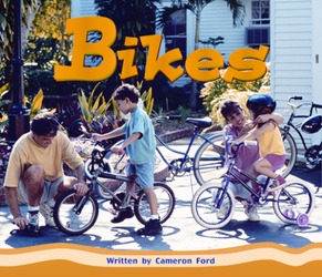 Gear Up, (Level E) Bikes, 6-pack