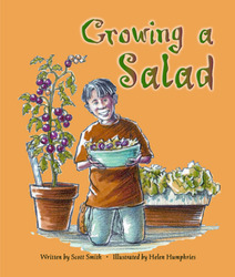Gear Up, (Level E) Growing a Salad, 6-pack