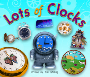 Gear Up, (Level F) Lots of Clocks, 6-pack