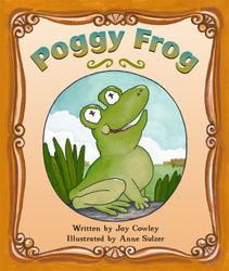Gear Up, (Level G) Poggy Frog, 6-pack