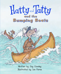 Gear Up, (Level G) Hatty and Tatty and the Bumping Boats, 6-pack