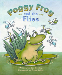 Gear Up, (Level H) Poggy Frog and the Flies, 6-pack