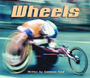 Gear Up, (Level H) Wheels, 6-pack