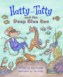 Gear Up, (Level I) Hatty and Tatty and the Deep Blue Sea, 6-pack