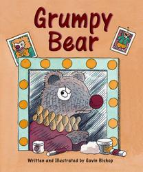 Gear Up, (Level J) Grumpy Bear, 6-pack