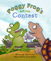 Gear Up, Poggy Frog's Contest, Grade 2, Single Copy