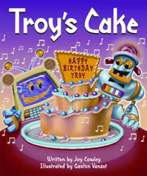 Gear Up, (Level K) Troy's Cake, 6-pack