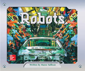 Gear Up, Robots, Grade 2, Single Copy
