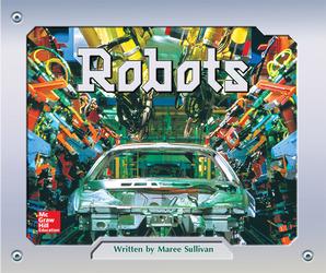 Gear Up, Robots, Grade 2, Single Copy