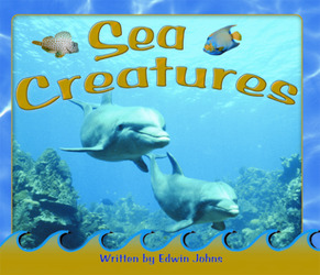 Gear Up, (Level K) Sea Creatures, 6-pack