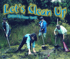Gear Up, (Level L) Let's Clean Up, 6-pack