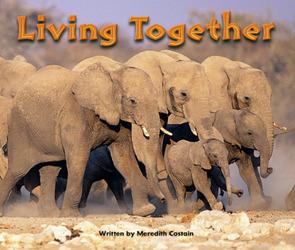Gear Up, (Level L) Living Together, 6-pack
