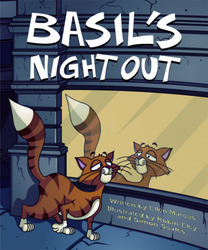 Gear Up, (Level N) Basil's Night Out, 6-pack