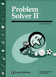Problem Solver II: Grade 4 Student Book (Set of 5)