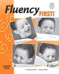 Fluency First, Workbook Grade 1