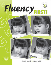 Fluency First!: Student Book 5 Pack, Grade K, 5-pack