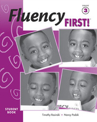 Fluency First!: Student Book 5 Pack, Grade 3, 5-pack