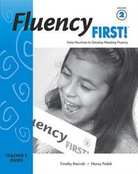 Fluency First!: Teacher Guide, Grade 2