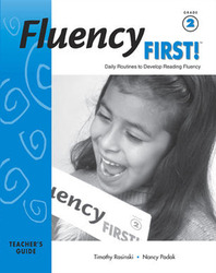Fluency First!: Teacher Guide, Grade 2