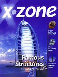 X-Zone (Level Q) Set 4: Famous Structures 6-pack