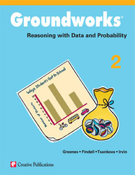 Groundworks: Reasoning with Data and Probability, Grade 2