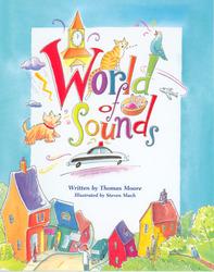 My World of Sounds Big Book - English