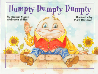 Humpty Dumpty Dumpty Little Book 6-Pack - English