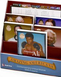 Amazing Americans, Post-War United States Era Kit (1945-1970)