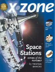 X-Zone (Level P) Set 2: Space Stations 6-pack