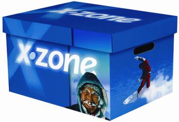 X-Zone: Classroom Set 3