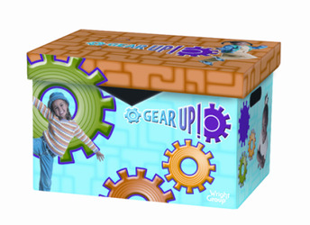 Gear Up, Early Fluency Kit 4: Kit with Guided Reading Lesson Plans