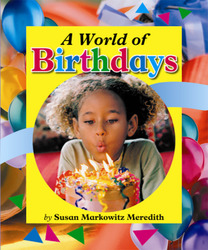 Gear Up, (Level L) A World of Birthdays, 6-pack