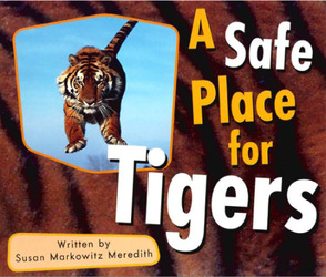 Gear Up, (Level E) A Safe Place for Tigers, 6-pack