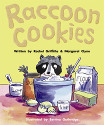 Gear Up, (Level F) Raccoon Cookies, 6-pack