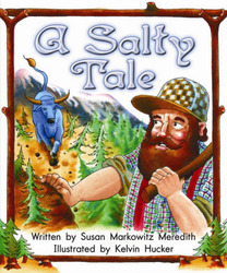 Gear Up, (Level O) A Salty Tale, 6-pack