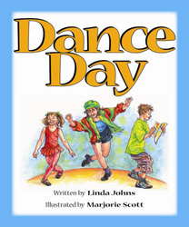 Gear Up, (Level P) Dance Day, 6-pack
